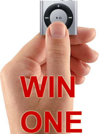 Mensuas iPod Shuffle Contest