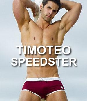Timoteo Burgundy Speedster