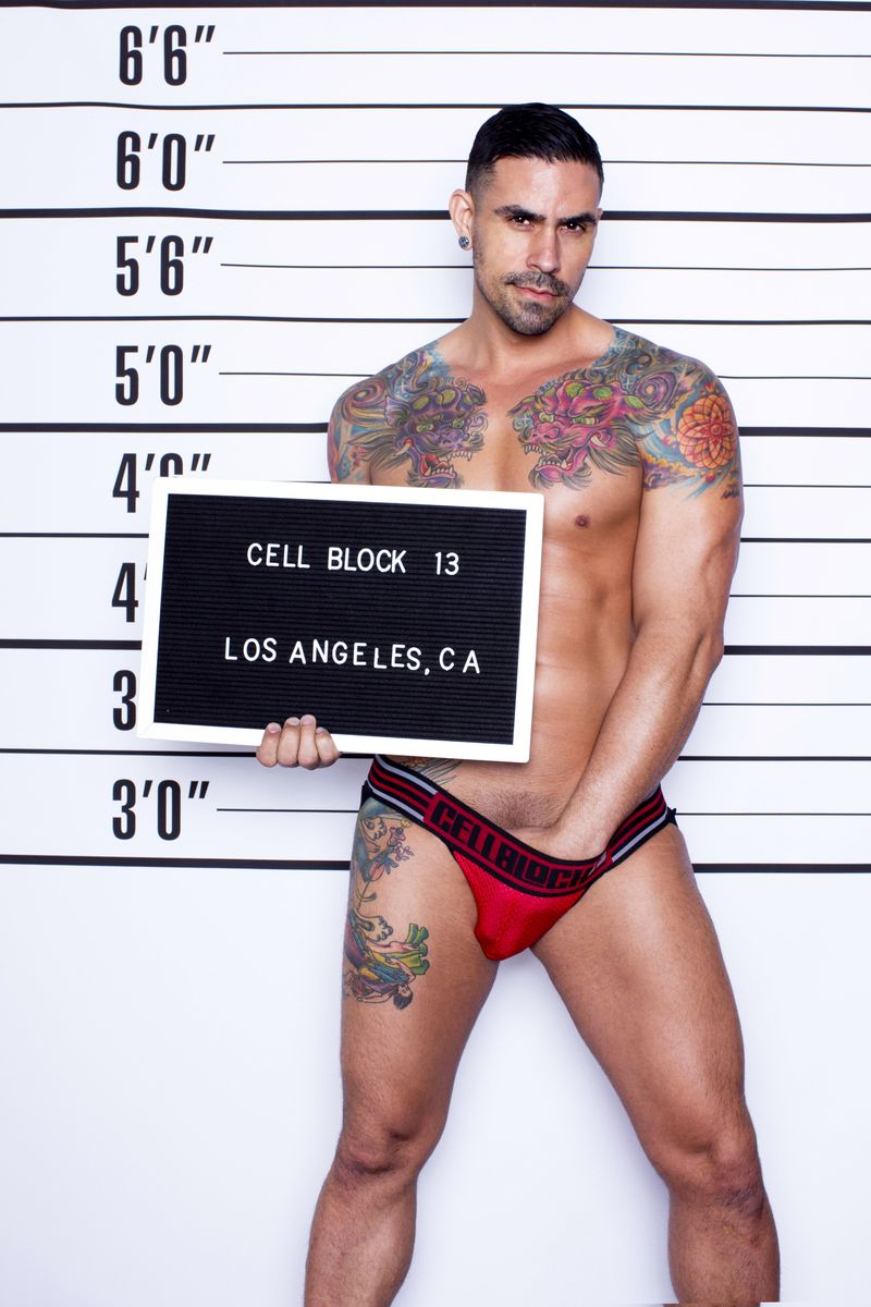 Timoteo Cell Block 13