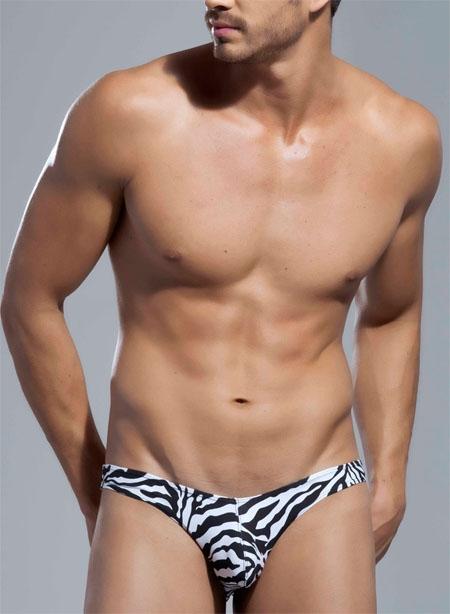 Freemen Zebra Bikini Brief