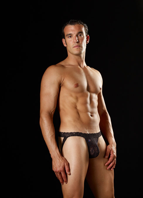 Joe Snyder Lace Jockstrap