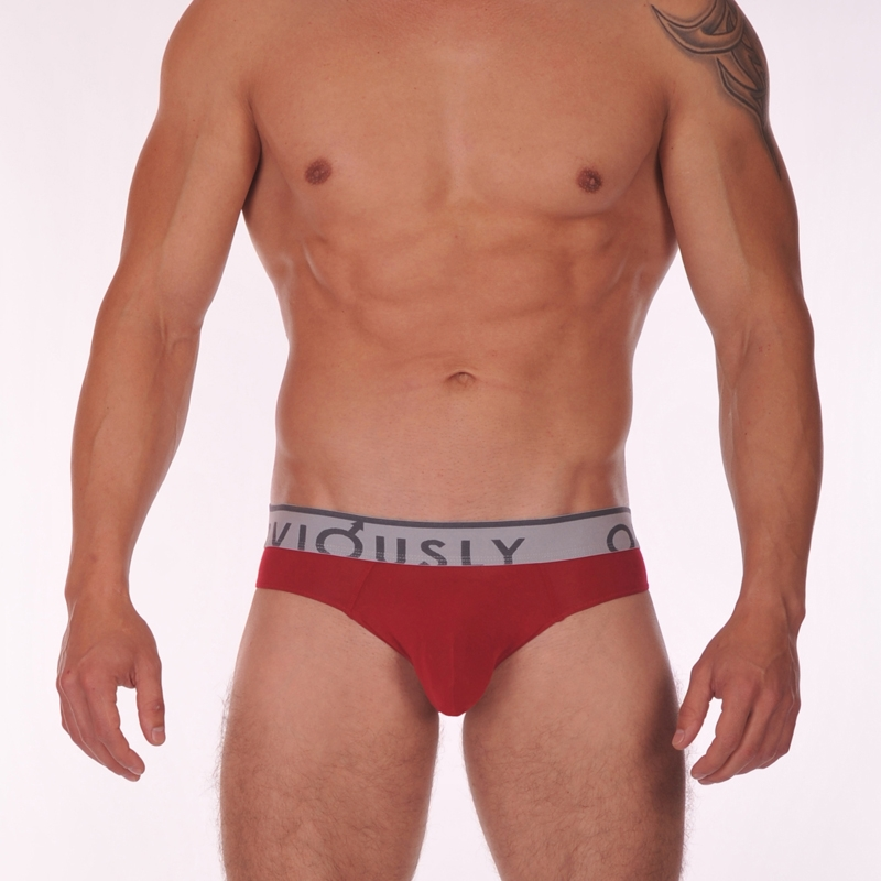 Obviously Low Rise Brief - Chromatic Collection