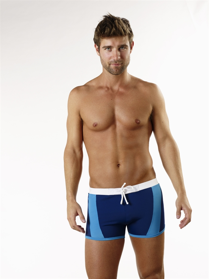 Cover Male Oceanus Swim Trunk