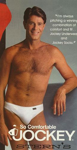 Jim Palmer Jockey