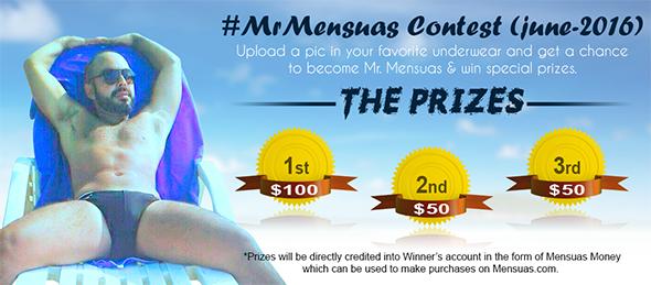Mr. Mensuas Contest